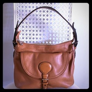 RALPH LAUREN Leather bag